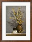 Forsythia Posters by Ray Hendershot