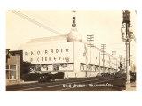 RKO Studios, Hollywood, California Prints
