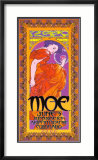 Moe. at Redrocks Ampitheathre, Colorado Posters tekijänä Bob Masse