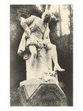Statue of Shakespeare Art