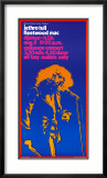 Jethro Tull and Fleetwood Mac in Concert, 1972 Plakater af Bob Masse