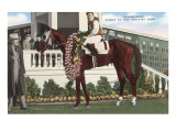 Gallahadion, Kentucky Derby Winner Prints