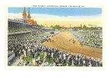 Churchill Downs, Louisville, Kentucky Prints
