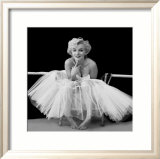 Marilyn Monroe Lmina por Milton H. Greene