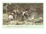 Home We Will Ride As One, Camping Prints