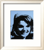 Jackie, c.1964 (Smiling) Art par Andy Warhol