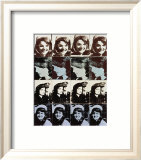 Sixteen Jackies, c.1964 Poster par Andy Warhol