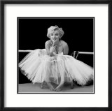 Marilyn Monroe Pster por Milton H. Greene