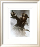 Pirates of the Caribbean: At World's End - Jack Sparrow Prints
