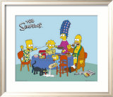 The Simpsons Print