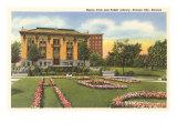 Huron Park, Kansas City, Kansas Posters