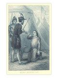 Scene from Henry V Prints