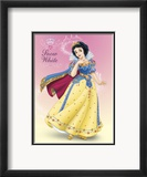 Snow White Shimmer Affiches