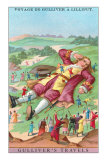 Scene from Gulliver&#39;s Travels Posters