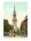 Old North Church, Boston, Mass. Posters