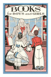 Books for Boys and Girls, Bookseller Prints