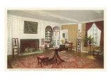 Parlor, House of the Seven Gables, Salem, Massachusetts Prints