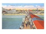 Roller Coaster, Old Orchard Beach, Maine Posters