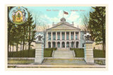 State Capitol, Augusta, Maine Posters