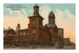 Camden Station, Baltimore, Maryland Prints