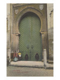 Pardon Gate, Cordoba Mosque, Spain Posters