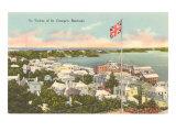 St. George, Bermuda Poster