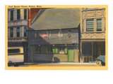 Paul Revere House, Boston, Mass. Prints