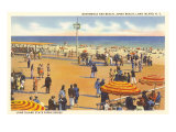 Jones Beach, Long Island, New York Prints