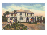 Tom Moore's House, Bermuda Prints