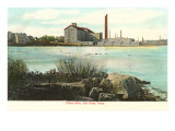 Chace Mills, Fall River, Mass. Prints