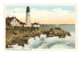 Portland Head Lighthouse, Portland, Maine Posters