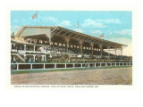 Pimlico Race Track, Baltimore, Maryland Poster