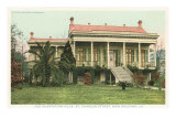 Old Plantation, New Orleans, Louisiana Prints