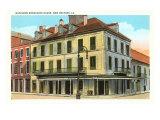 Napoleon Bonaparte House, New Orleans, Louisiana Prints