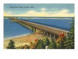 Powder Point Bridge, Duxbury, Mass. Posters
