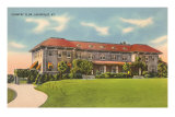Country Club, Louisville, Kentucky Print