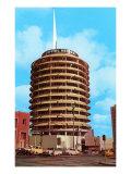Capitol Records Building, Los Angeles, California Prints