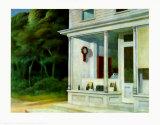 Seven A.M. Affiches par Edward Hopper