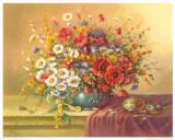 Bouquet d'été Affiches par Corrado Pila