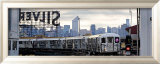 Subway Line 7, New York Print by Torsten Hoffman