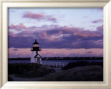 Brant Point Light Posters by Rezendes