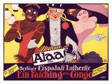 Berliner Eispalast Giclee Print by Louis Oppenheim