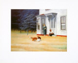 Cape Cod Evening Posters by Edward Hopper