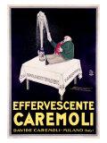Effervescente Caremoli Giclee Print by Achille Luciano Mauzan