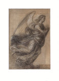 Figure of an Angel Collectable Print by Fra Bartolomeo