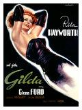 Gilda Reproduction procédé giclée
