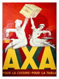 AXA Margerine Giclee Print