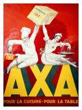 AXA Margerine Giclee Print