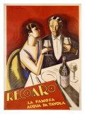 Recoaro Giclee Print by Giorgio Muggiani