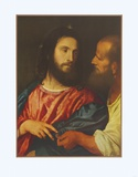 The Tribute Money, 1518 Collectable Print by  Titian (Tiziano Vecelli)